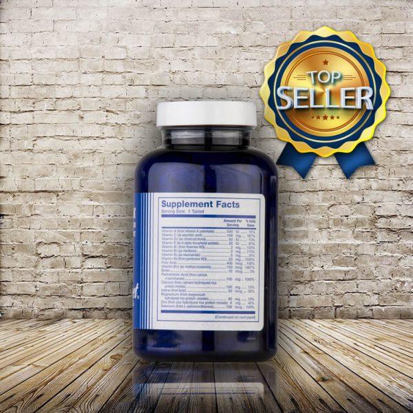 endo-met-supplements-thym-adren-copy-180-tablets-side-1