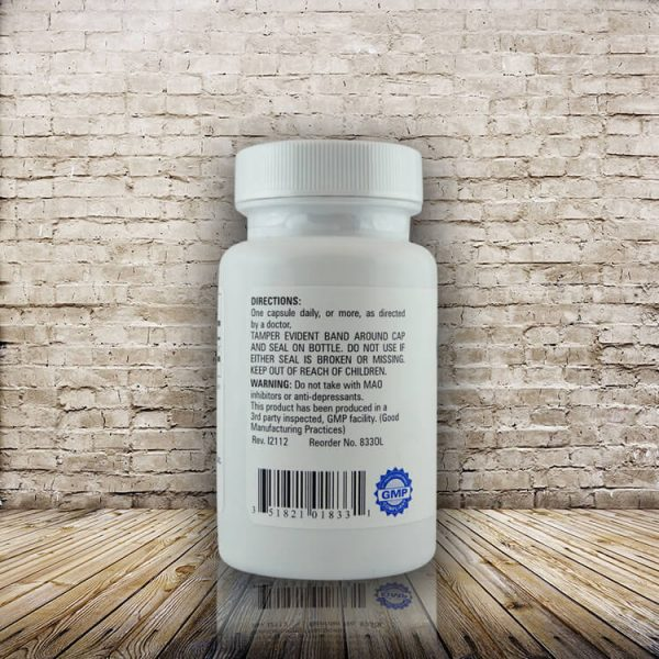 endo-met-supplements-5-Hydroxy-L-Tryptophan-30-capsules-side-1