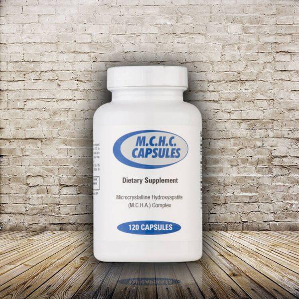 endo met supplements m.c.h.c 120 capsules