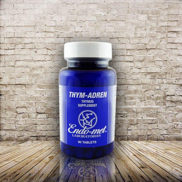 endo met supplements thym adren 90 tablet