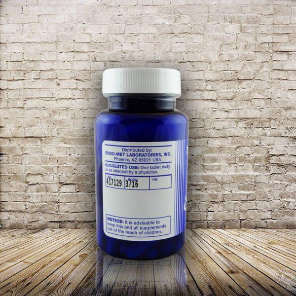 endo-met-supplements-thym-adren-90-tablets-side-1