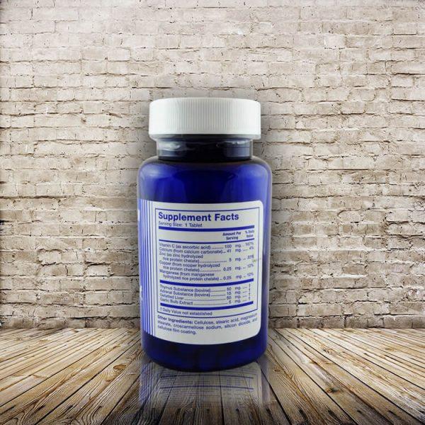 endo-met-supplements-thym-adren-90-tablets-side-2